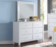 Mallowsea Dresser White | 23666 | ACM-30425