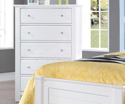 Mallowsea Chest White   Acme Furniture   ACM-30426