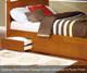 Allen House Brandon Bunk Bed Espresso | Allen House | AH-J-TT-06
