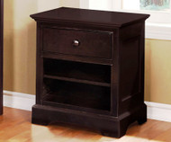 Allen House Nightstand Graphite Grey | Allen House | AH-W1001-09
