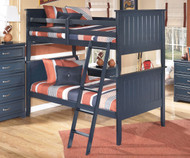 Leo Bunk Bed | Ashley Furniture | ASB103-59PRS