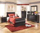 Huey Vineyard Sleigh Bed Twin Size | Ashley Furniture | ASB128-626382