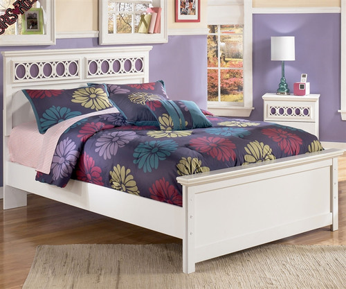 Ashley Furniture Zayley Full Panel Bed For Girls