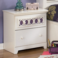 Zayley Nightstand | Ashley Furniture | ASB131-92