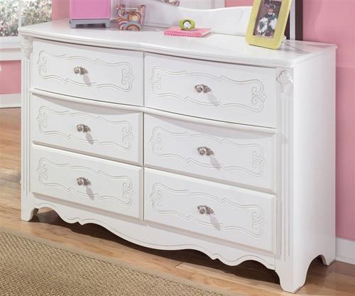 Ashley Furniture Exquisite Double Dresser