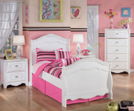 Exquisite Twin Sleigh Bed   Ashley Furniture   ASB188-6263N