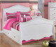 Exquisite Full Size Sleigh Bed | 23897 | ASB188-848788N