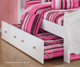 Exquisite Full Size Sleigh Bed | Ashley Furniture | ASB188-848788N