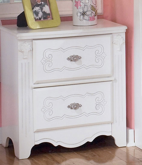 Exquisite Nightstand | Ashley Furniture | ASB188-92