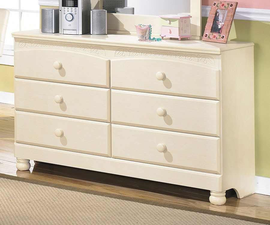 Ashley Cottage Retreat Double Dresser| Ashley Kids Furniture and the ...