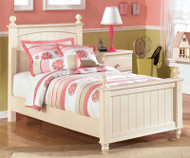 Cottage Retreat Twin Poster Bed | Ashley Furniture | ASB213-52NX