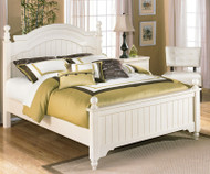 Cottage Retreat Full Poster Bed | Ashley Furniture | ASB213-54NX