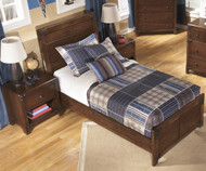 Delburne Panel Bed Twin Size | Ashley Furniture | ASB362-6383