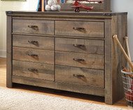 Trinell 6 Drawer Dresser | Ashley Furniture | ASB446-21