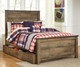 Trinell Panel Bed with Trundle Full Size | Ashley Furniture | ASB446-848687X