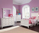 Kaslyn Twin Size Panel Bed | Ashley Furniture | ASB502-525383