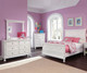 Kaslyn Full Size Panel Bed | Ashley Furniture | ASB502-848687