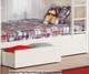Nantucket Bunk Bed White | Atlantic Furniture | ATL-AB59102