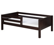 Camaflexi Day Bed with Front Safety Rail Cappuccino 2 | Camaflexi Furniture | CF-E322
