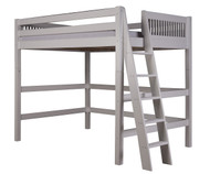 Camaflexi High Loft Bed Full Size White 1 | Camaflexi Furniture | CF-E613LF