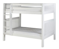 Camaflexi High Bunk Bed Twin Size White | Camaflexi Furniture | CF-E913