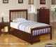 Parker Twin Size Slat Bed | 24803 | CS400290T