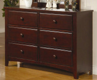 Parker Double Dresser | Coaster Furniture | CS400293