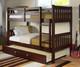 Manhattan Mission Bunk Bed | 24861 | DT1010CP