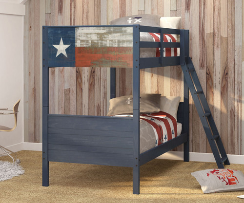 Lonestar Bunk Bed | Donco Trading | DT1845-TTB