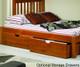 Mission Stairway Futon Bunk Bed | 24891 | DT200-ABCDEFGH-300