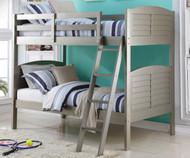 Shutter Bunk Bed | Donco Trading | DT2010TTPS