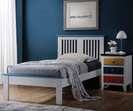 Howard Platform Bed Twin Size | Donco Trading | DT990TW