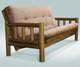 Colorado Futon Sofa | Donco Trading | DTColorado
