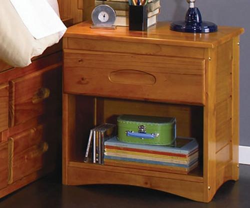Ridgeline Night Table | Discovery World Furniture | DWF2160