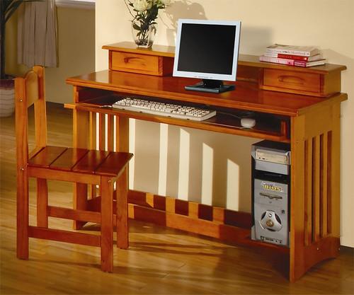 Ridgeline Desk | Discovery World Furniture | DWF2167