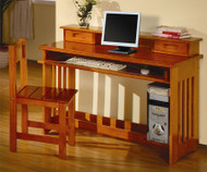 Ridgeline Desk | Discovery World Furniture | DWF2167