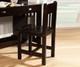 Espresso Student Desk   25147   DWF2967