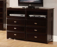 Espresso Entertainment Dresser | Discovery World | DWF2971