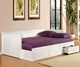 Wolford Daybed Full Size White | Furniture of America | GI-CM1927WH