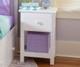 Jackpot Nightstand White | Jackpot Kids Furniture | JACKPOT-714011-002