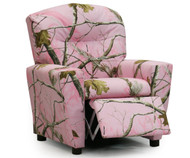 Kidz World Recliner Realtree APC | Kidz World | KW1300-RTP