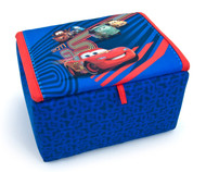 Kidz World Storage Box Disney Cars | Kidz World | KW1400-CARS