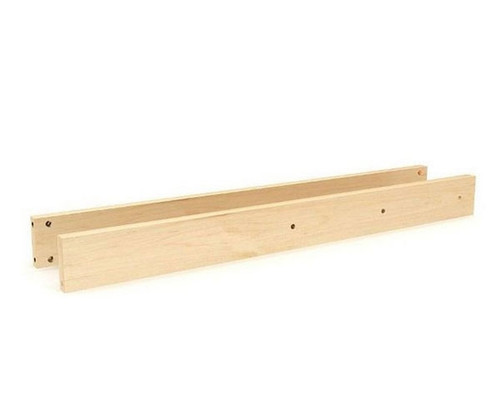Maxtrix Components Short Cross Member Set For Loft Bed | Maxtrix Furniture | MX-20-X