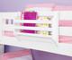 Maxtrix Magazine Rack White | Maxtrix Furniture | MX-2130-W