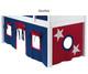 Maxtrix Low Loft & Bunk Underbed Curtains | Maxtrix Furniture | MX-3220-0XX