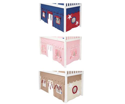 Maxtrix Mid-Loft Underbed Curtains | Maxtrix Furniture | MX-3630-0XX