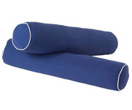 Maxtrix Bolsters - Pair - Blue/White | Maxtrix Furniture | MX-3760-022