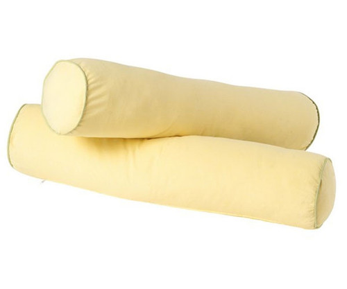 Maxtrix Bolsters - Pair - Soft Yellow/Green | Maxtrix Furniture | MX-3760-034