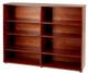 Maxtrix 8 Shelf Bookcase White | 26118 | MX-4780-W