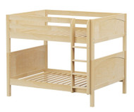 Maxtrix FIT Medium Bunk Bed Full Size Natural | Maxtrix Furniture | MX-FIT-NX